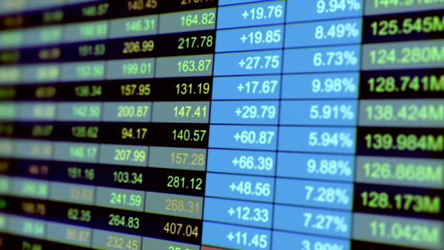 Stock Exchange video