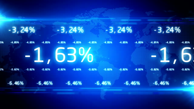 Stock Market | Loopable video