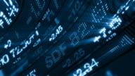 Stock Market Tickers HD video