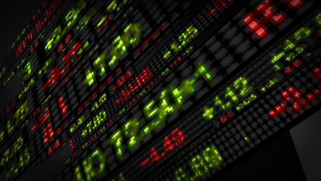 Stock Market Tickers (Price Data) video