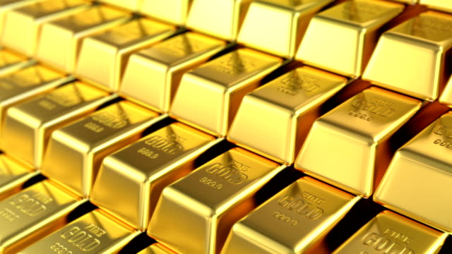 stock of gold video