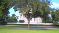 Stock video Thomas Jefferson Memorial video