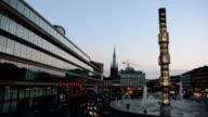 Stockholm City Center video