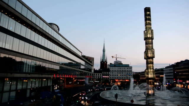 Stockholm City Center video