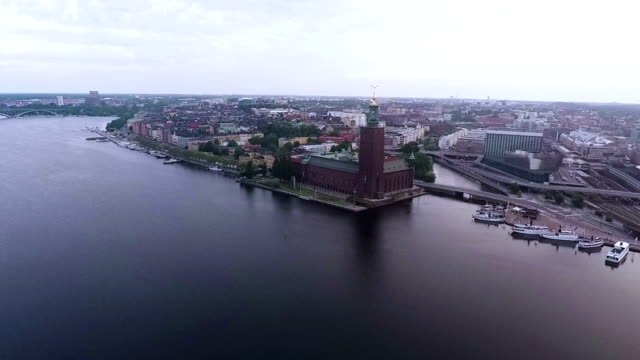 Stockholm City Hall video