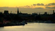 Stockholm City, Sweden, Scandinavia video