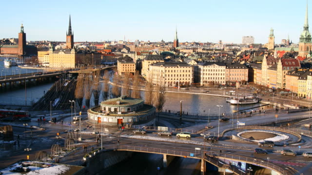 Stockholm City video