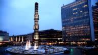 Stockholm Nightshot video