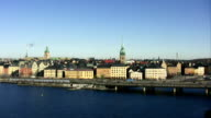 Stockholm Old Town (HD) video