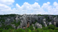 stone forest China kunming video