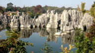 Stone forest, Kunming, China video