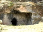 Stone Tomb in Jerusalem video