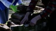Stone Wall Repair video