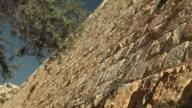 Stone Walls of Jerusalem in Israel video