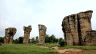 Stonehenge of Thailand(Time lapse) video