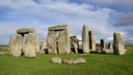 Stonehenge, Salisbury Plain, Wiltshire, England video
