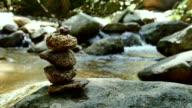 stones stack video