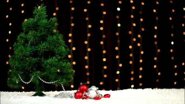 Stop-motion: Christmass Tree Decoration video