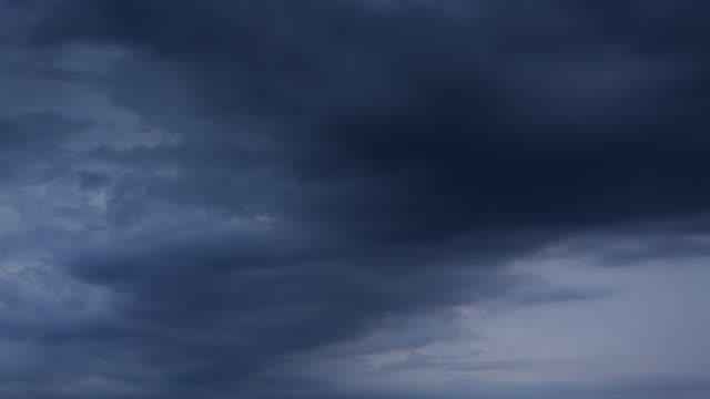 Storm and Cloudscape, Time lapse video