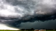 Storm Chasing Tunder Cell Alberta video