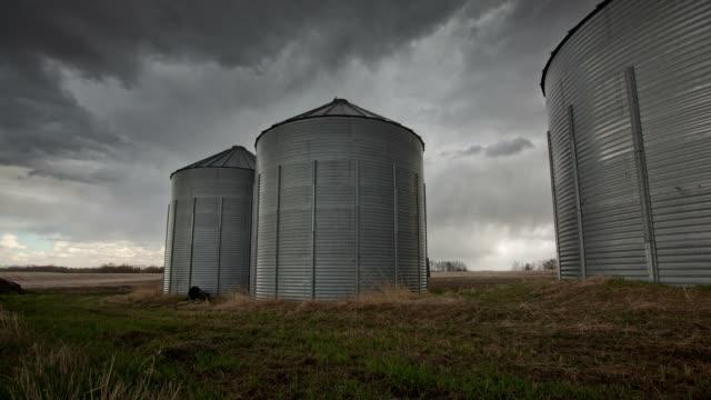 Storm on the prairies video
