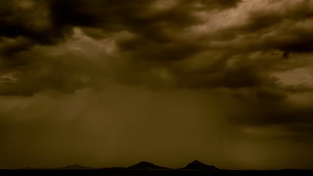 Storm Over Highway video