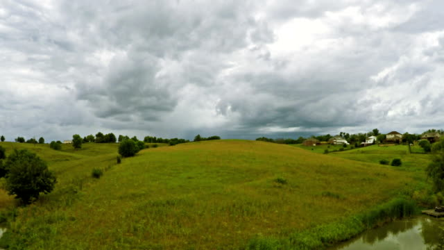 Storm over Kentucky countryside video