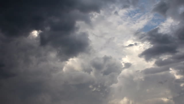 Storms cloudy. video