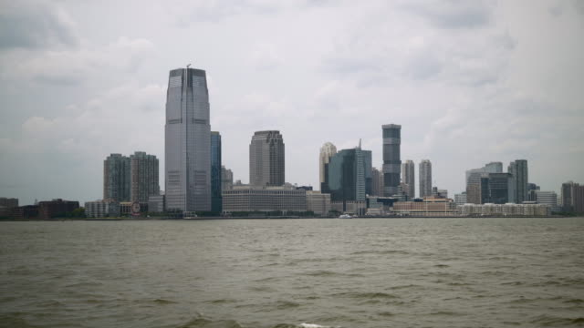 Stormy New York video