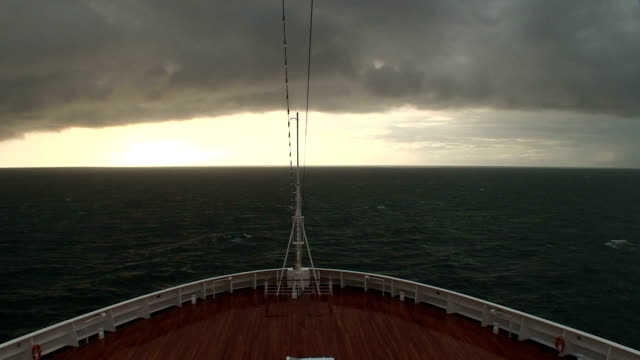 Stormy Seas Ahead video