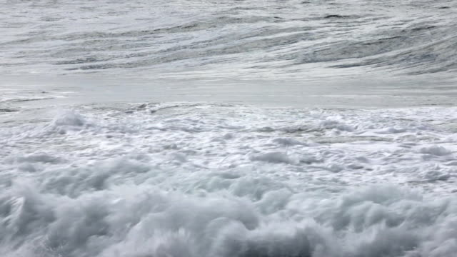 Stormy Waves video