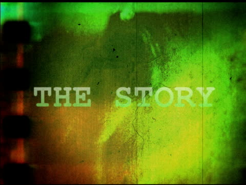 Story title (old film) video