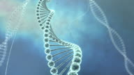 DNA Strands HD video