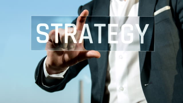 Strategy   4K video