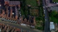 Stratford-Upon-Avon  - Aerial View - England, Warwickshire, Stratford-on-Avon District, United Kingdom video