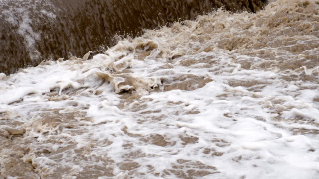 Streams of Water After Floods video