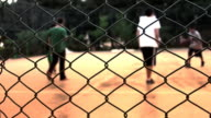Street Basketball video
