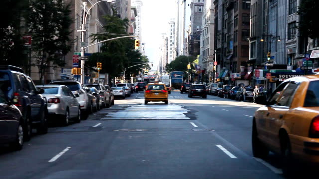 NYC Street Car Lapse video
