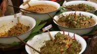 Street food, Thailand video