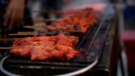 HD : Street food video