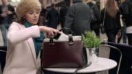 Street handbag video