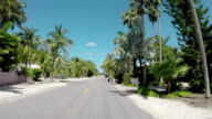 Street in Keys Island, Florida video