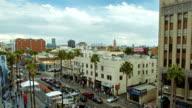 Street in Los Angeles video