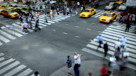 Street Intersection, New York City video