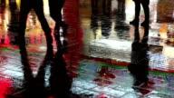 Street on a Rainy Night video