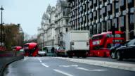 Street road in London video