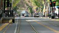 K Street Sacramento California video