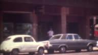 Street Scene Buenos Aires 1972 video