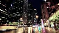 street scene NYC video