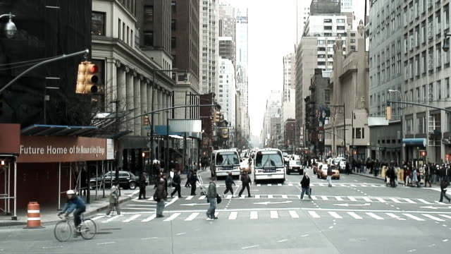 Streets of New-York video